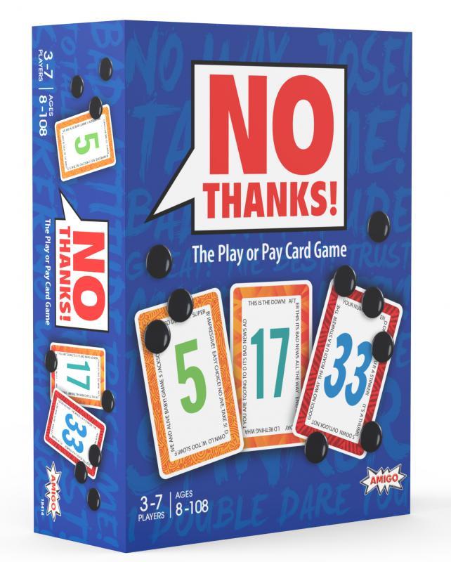 No Thanks (T.O.S.) -  Amigo Games