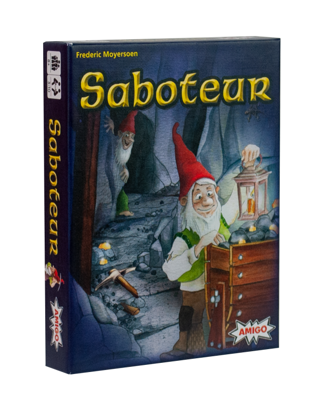 Saboteur (T.O.S.) -  Amigo Games