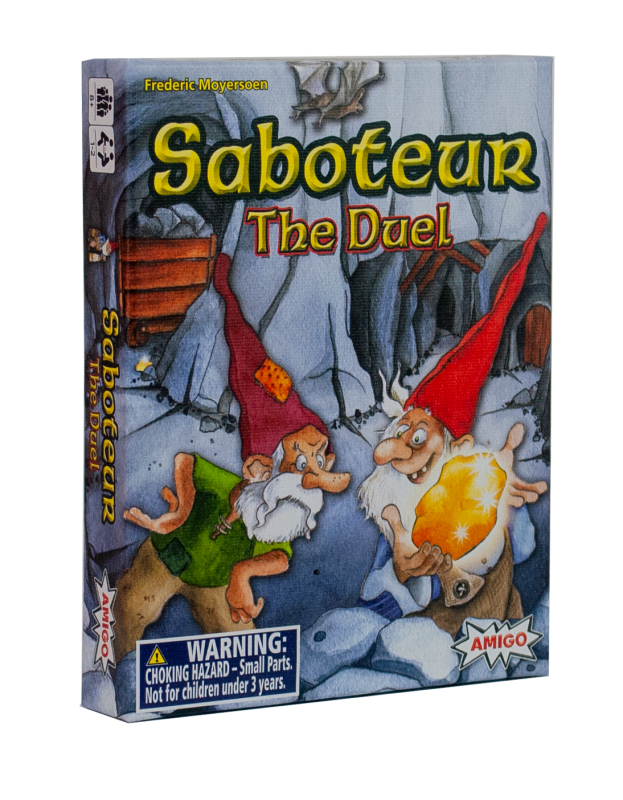 Saboteur The Duel (T.O.S.) -  Amigo Games
